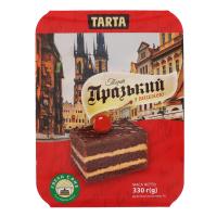 Торт Tarta Празький з вишнею 0,33кг