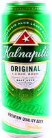 Пиво Kalnapilis Original світле 0,5л з/б