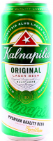 Пиво Kalnapilis Original світле 0,5л з/б х24