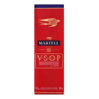 Коньяк Martel V.S.O.P. 40% 0.5л в коробці х2