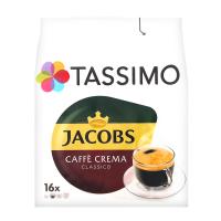 Кава Tassimo Jacobs Крем 112г