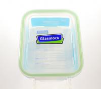 Ємність Glasslock склянна з пласт.кришкою 2000мл арт.MCRB200
