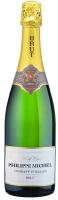 Вино ігристе Philippe Michel Brut біле сухе 0,75л