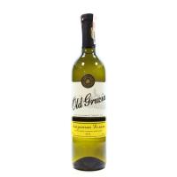 Вино Old Gruzia Алазанська долина біле н/солодке 0,75л х6