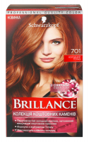 Фарба для волосся Schwarzkopf Brillance 701