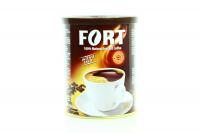 Кава Fort розчинна з/б 100г х20