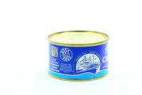 Сардини Аквамарин натуральні з добавленням олії 230г х36
