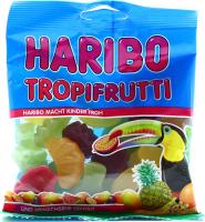Цукерки Haribo Tropifrutti 100г х30