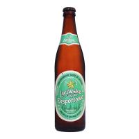 Пиво Львівське Lwiwske Eksportowe світле фільтроване 5.5% 0.5л