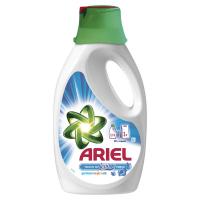 Рідкий засіб для прання білих та кольорових тканин Ariel + Lenor fresh Automat, 1,3 л