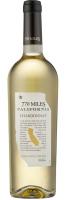Вино 770 Miles California Chardonnay біле сухе 12,5% 0,75л х3