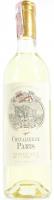 Вино Chevalier de Paris AOC Bordeaux Blanc Moelleux 0,75л х3