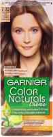Фарба стійка для волосся Garnier Color Naturals Creme № 7.132, Натуральний Русявий