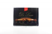 Цукерки Корона De Luxe Асорті у чорному шоколаді 146г х10