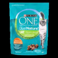 Корм Purina One Dual Nature для котів з куркою 750г х8