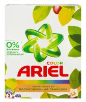 Засіб Ariel миючий Color 450г х6