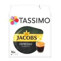 Кава Jacobs Tassimo Espresso Classico 118,4г