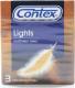 Презервативи латексні Contex Lights Ultra Thin, 3 шт.