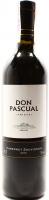Винo Don Pascual Cabernet Sauvignon червоне сухе 0,75л x2