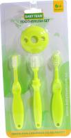 Набір Baby Team зубних щіток арт.7201 х6