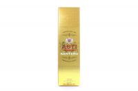 Вино ігристе Asti Santero біле солодке в под.короб. 0,75л х3