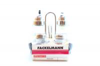 Набір Fackelmann Rubin для спецій 4пр 17см арт.46972