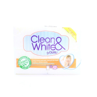 Мило господарське тверде Duru Clean&White для прання дитячих речей, 4 шт.*125 г