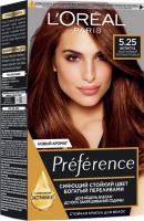Фарба для волосся L`Oreal Recital Preference 5.25