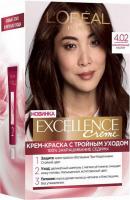 Фарба для волосся LOreal Excellence Creme 4.02