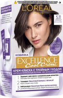 Фарба для волосся L`Oreal Excellence Creme 5,11
