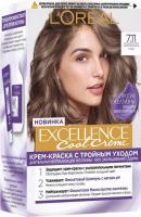 Фарба для волосся L`Oreal Excellence Creme 7,11