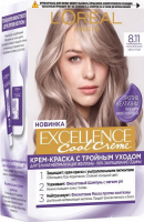 Фарба для волосся L`Oreal Excellence Creme 8,11