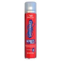 Лак Wella для волосся Shockwaves UH с.ф.6 400мл