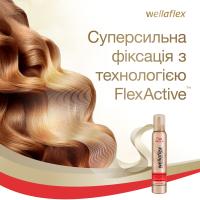 Мус для волосся Wellaflex для Гарячої Укладки Суперсильна Фіксація 5, 200 мл