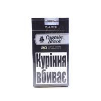 Сигари Capitan Black Dark 20шт.