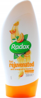 Крем-гель для душу Radox Feel Rejuvenated Апельсинова Олія і Вітамін Е, 250 мл