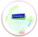 Ємність Glasslock склянна з пласт.кришкою 2090мл арт.МССВ205