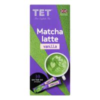 Чай ТЕТ Matcha latte Vanilla 10стіків*10г