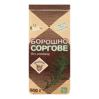 Борошно AsparagUs Соргове без глютену 500г х4