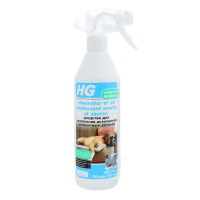 Засіб HG для видалення неприемних запахів 500мл х6