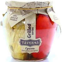 Асорті Taverna овочеве Гриль 580мл
