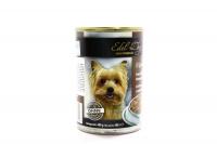 Корм Edel Dog консерви д/соб. Індик/печінка в соусі 400г х12
