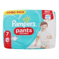 Підгузники Pampers Pants 7 17+кг 40шт х12
