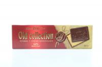 Печиво ХБФ Old collection з гірким шоколадом 150г