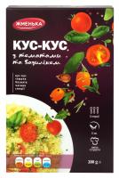 Кус-кус Жменька з томатами та базиліком 200г
