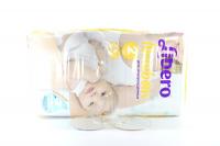 Підгузники Libero Baby Soft 3-6кг 52шт х6