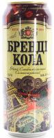 Напій Оболонь Бренді Кола с/б 0.5л х6