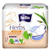 Прокладки Bella Herbs Sensitive Plantago гігієнічні 12шт