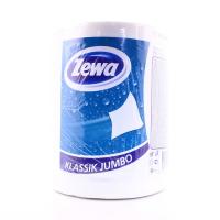 Рушники Zewa Klassik Jumbo паперові кухонні 2шар. 325шт х10
