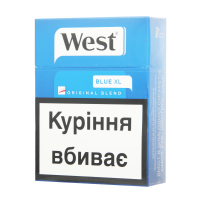 Сигарети West Blue XL 25шт.